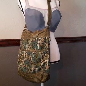 Handbags - CAMOUFLAGE BAG